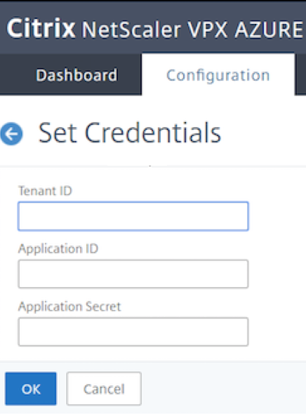 Add Azure autoscale settings