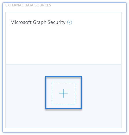 Enable Analytics on Microsoft Graph Security