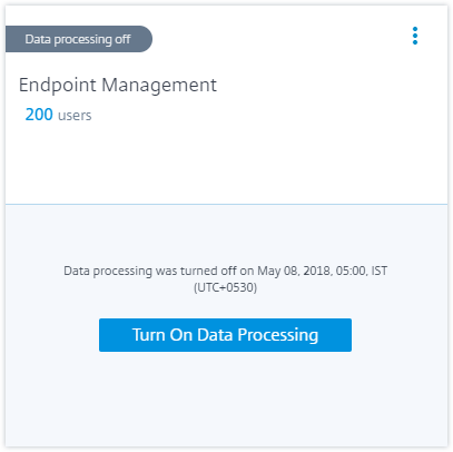 Endpoint data source