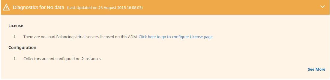 License issue