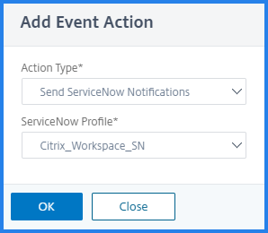 ServiceNow-Profile-for-event-rule