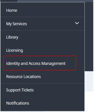 Identity and access management