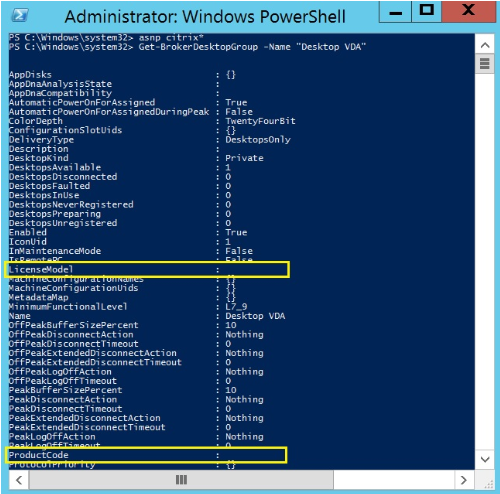 PowerShell commands